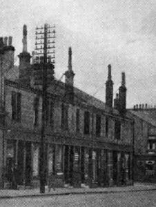1933 Avon buildings