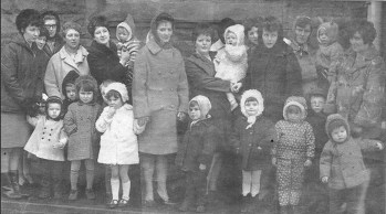 1968 Residents of Rosendale Place