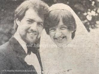 1978 Martha Morrison & Ian Elliot