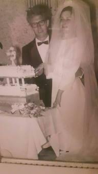 1970 Pederson- Gormley Wedding at St Josephs