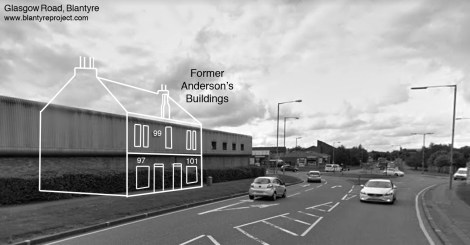 andersons location line