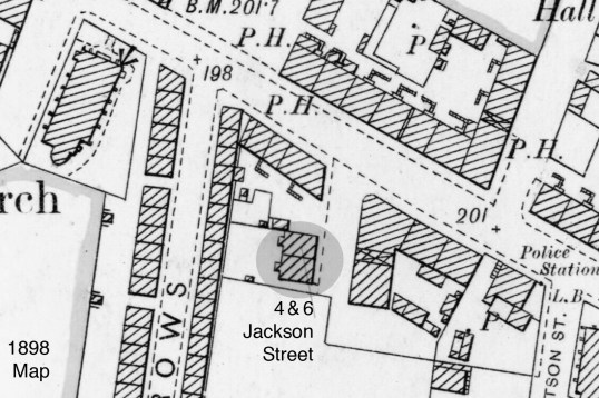 Jackson Street even homes zoned