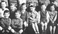 1946 Stonefield Primary School. Shared by Jack Owens