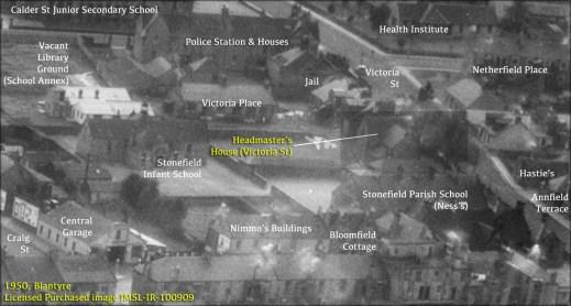 1950 Schoolmasters house