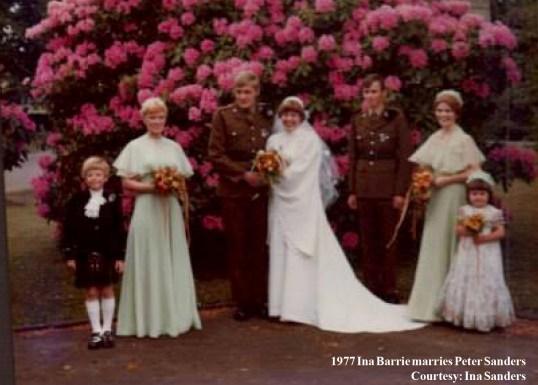 1977 Ina Barrie & Peter Sanders1 wm
