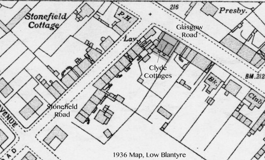 1936 zoned Clyde Cottages