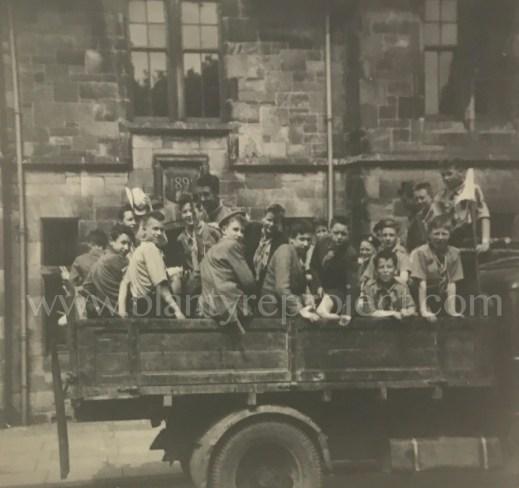 1960s scouts at Kirkton wm
