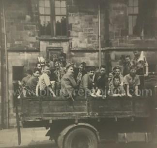 1965 Blantyre Scouts at Kirkton