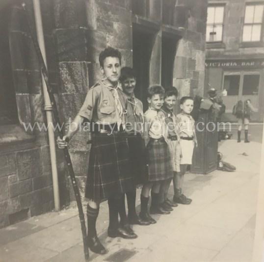 1960s scouts wm