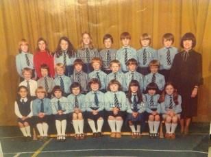 High Blantyre Primary School 1979