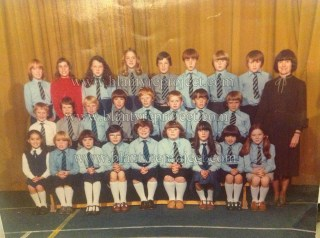 High Blantyre Primary School 1979