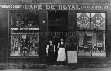 Cafe De Royal 1930s