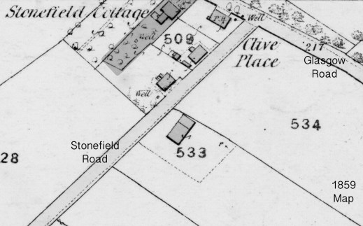 1859 Stonefield Cottage zoned