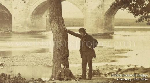 1880s Bothwell Bridge J McGhie wm