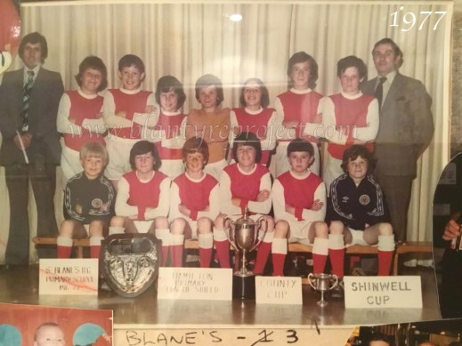 1977 St Blanes Football Team wm