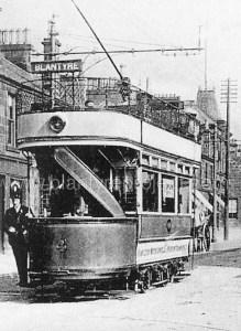 Number 4 tram wm