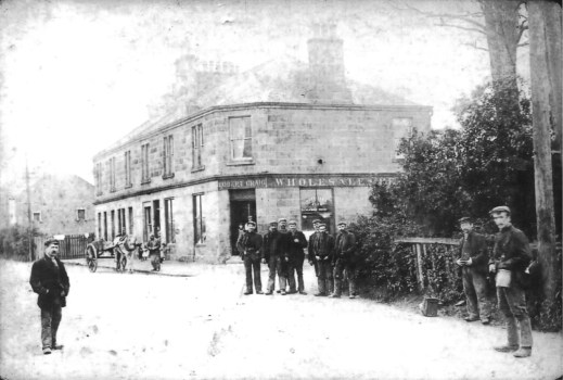 1890 Westend bar