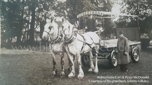 1930's Robertsons Cart by Johnny Gilluley wm