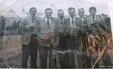 1950s Blantyre men