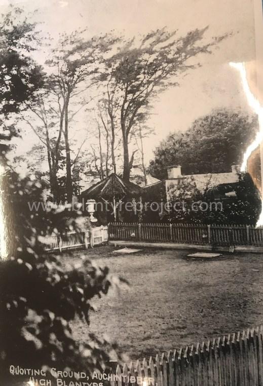 1910 Auchentibber gardens