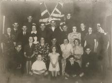 1940 Blantyre Old Recreational Club