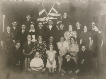 1940 Blantyre Old Recreational Club