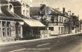 1950s Main Street, High Blantyre