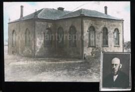 1890s Blantyre works school, door sealed