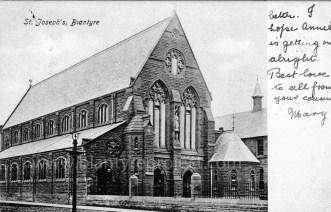 1908 St Joseph's Church, Glasgow Road