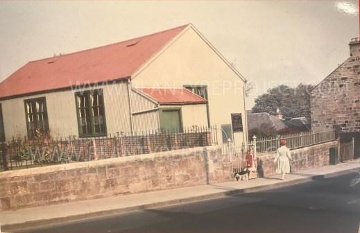 1950s Main Street High Blantyre wm