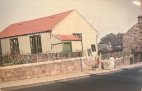 Late 1950s Baptist Church, Main Street