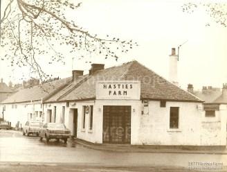 1977 Hastie's Farm, courtesy of Lon McIlwraith