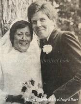 1978 Maura Fitzgerald & Edward Barr