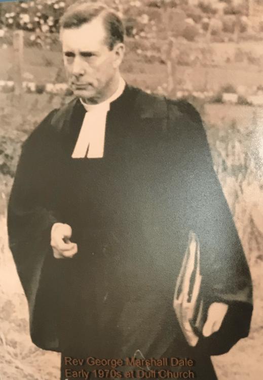 1970s Rev George Marshall Dale