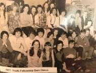 1970s Youth Fellowship Old Parish Church