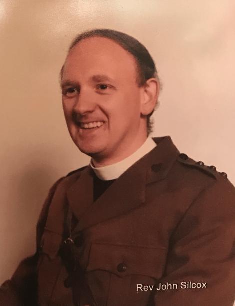 1977 Rev John Silcox