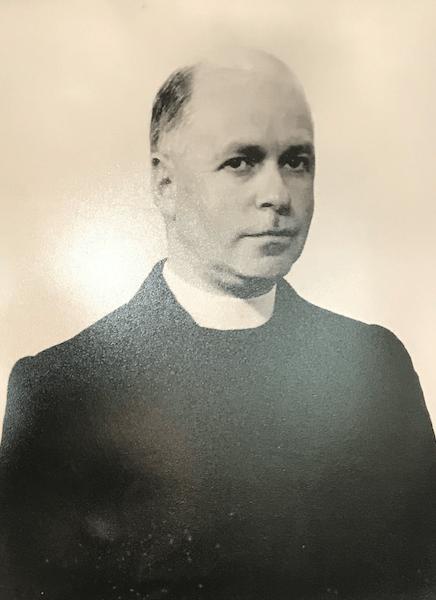 Rev J O Welsh
