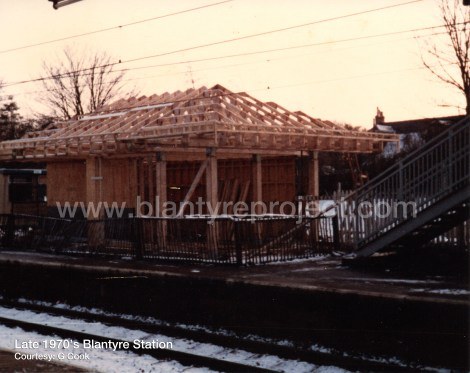 1970s' (late) new station construction by GC wm