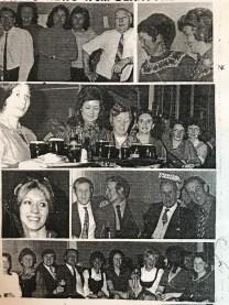 1978 Blantyre Vics party nights