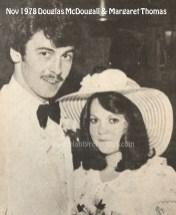 1978 Douglas McDougall & Margaret Thomas