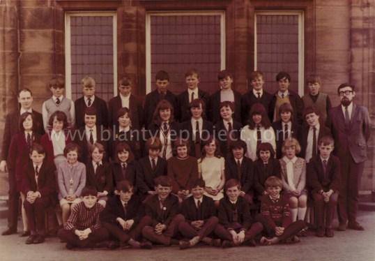 1960's Mid Calder Street Secondary wm
