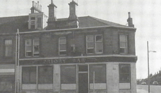 1978 Priory Bar