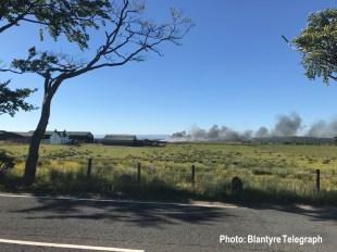 2018 Lodgehill Fire
