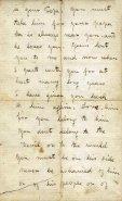 Livingston letter to son Robert 1852 3