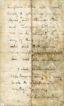 Livingston letter to son Robert 1852 4