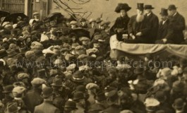 1913 Livingstone Statue Unveiling, Glasgow R