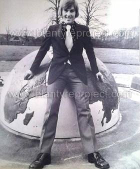 c1975 Kenny Dalgish at Livingstone Centre