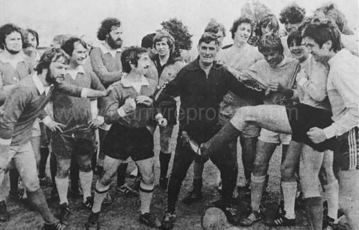 1979 BHS Players v Teachers wm