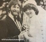 1979 Fiona Kane & Andrew Moran