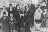 1979 Round Table & Blantyre 4th Brownies